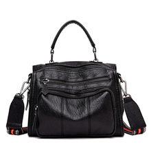WESTAL w stylu Vintage kobiety torba na ramię kobiet przyczynowe torby na codzienne zakupy luksusowe torebki damskie projektant Messenger torby 2019(China)