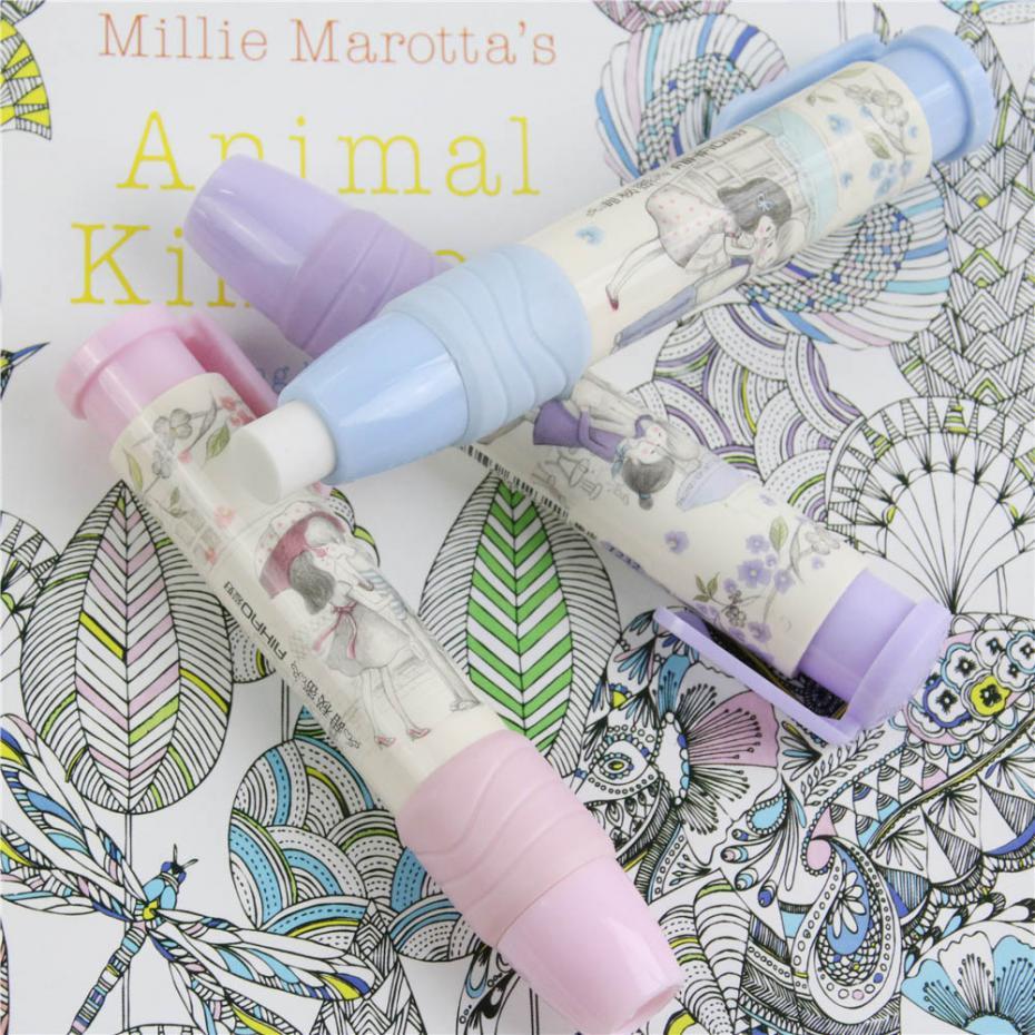 1 Pc Stationery Students Pen Shape Eraser Rubber Novelty Gift Eraser Estuches Escolar School