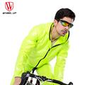WHEEL UP Waterproof Windproof Cycling Jacket Rain Coat Men Road MTB Mountain Bike Raincoat Rainwear Sets