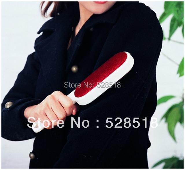 5pcs/lot Creative Manual Clothes Anti-static Sticky Brush Dust Removal Brush Magic Lint Brush(China (Mainland))