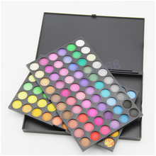 1pcs Pro 120 Full Color Eyeshadow Palette Eye Shadow Makeup Cosmetics Wholesale(China (Mainland))