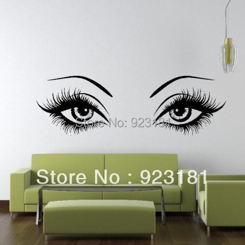 Compare Prices On Eyes Wall Art Online ShoppingBuy Low Price - Wall decals eyes