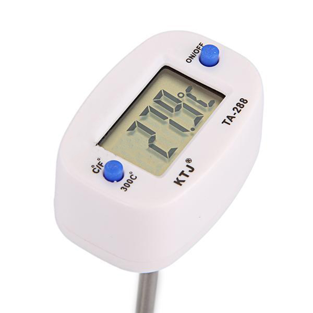 New Hot Digital Probe Cooking Thermometer Food Temperature Sensor For BBQ Kitchen LCD Display(China (Mainland))