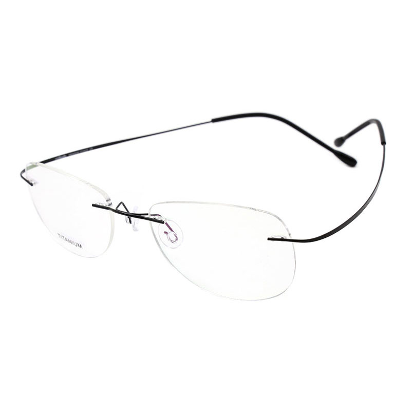 Rimless Glasses Nylon : Online Buy Wholesale titanium rimless eyeglasses from ...
