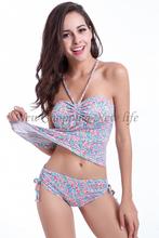 Girl Triangle Bikini 1