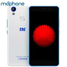 """Buy New THL T9 4G LTE Smartphone Android 6.0 Quad Core Mobile Phone MTK6737 64bits 1.3GHz 1GB+8GB 5MP Fingerprint 5.5"""" IPS Cellphone for $66.99 in AliExpress store"""