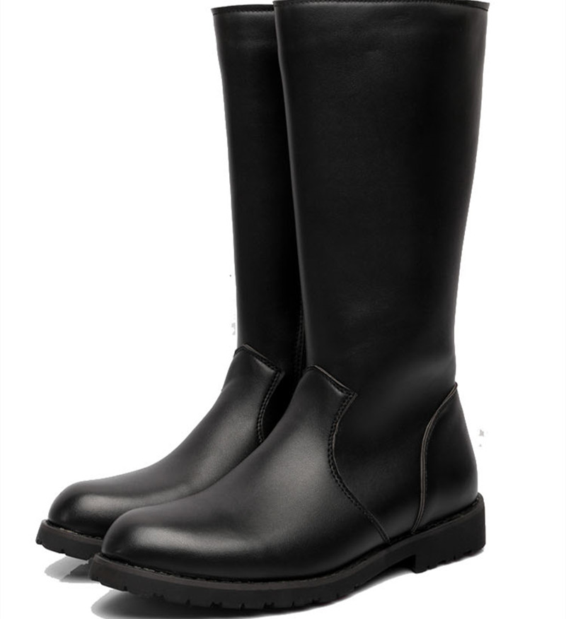 Mens Tall Leather Boots | Homewood Mountain Ski Resort
