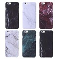 Phone Case For iphone 7 7 Plus 6 6s Plus 5s 5 SE Marble Stone Ink