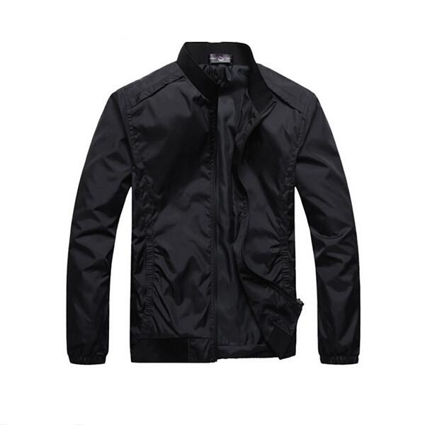Summer Casual Jacket Men 2015 New Men Outdoors Sportwear Men Waterproof Jacket Coats Slim Windbreaker Jaqueta Masculina ZHZ1200(China (Mainland))