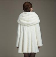 Женская одежда из меха &