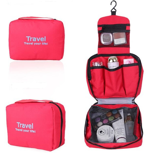 2015 New Oxford Portable Travel Bag, Waterproof & Anti-tear Toilet bag, Cosmetic Bag , Storage bag . Free Shipping(China (Mainland))