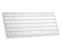 ULAK Ultra Slim Bluetooth Drahtlose Tastatur für iPad 1/2/3/4/iPad Air/iPad Air 2/iPad Mini Tabletten (batterie nicht enthalten)(China (Mainland))