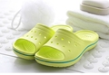 New COQUI EVA slippers home indoor plastic home slipper couple bathroom slippers antiskid light soft slipper