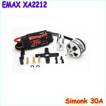 Buy Original EMAX XA2212 820KV 980KV 1400KV Motor EMAX Simonk 30A ESC Set RC Model F450 F550 RC Quadcopter for $17.13 in AliExpress store