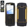Original Rugtel R2 ip68 Rugged Mobile Phone 3G Wifi Waterproof Phone GSM old man Senior cell