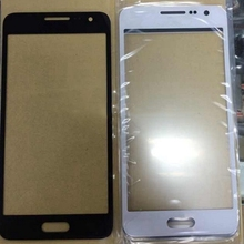 Galaxy A3 White Front Glass For Samsung A3 A3000 A300X A300 A300H Glass Top Cover LCD