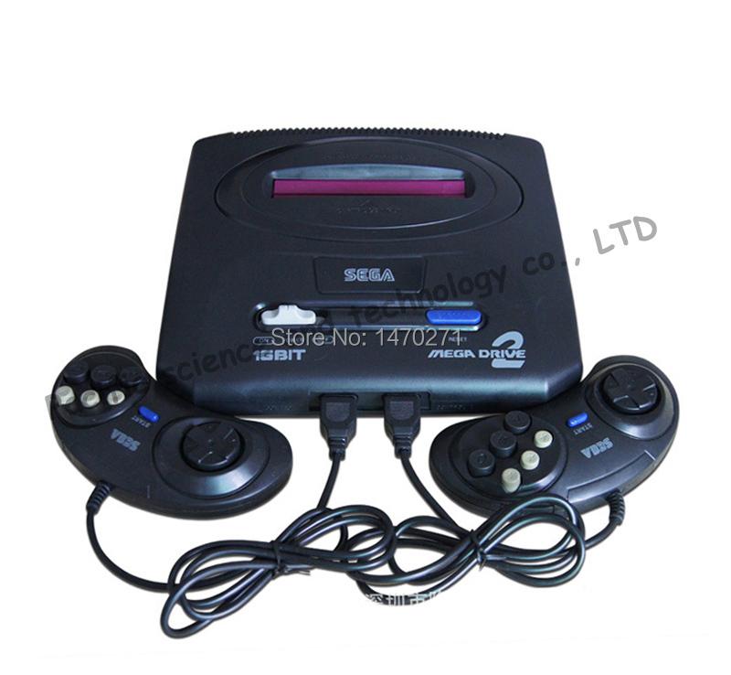 Sega megadrive 2 video game console classic card 16 bit - Sega genesis classic game console game list ...