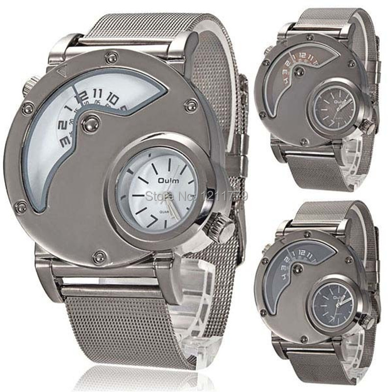 2 atm oulm mens large watches original brand design