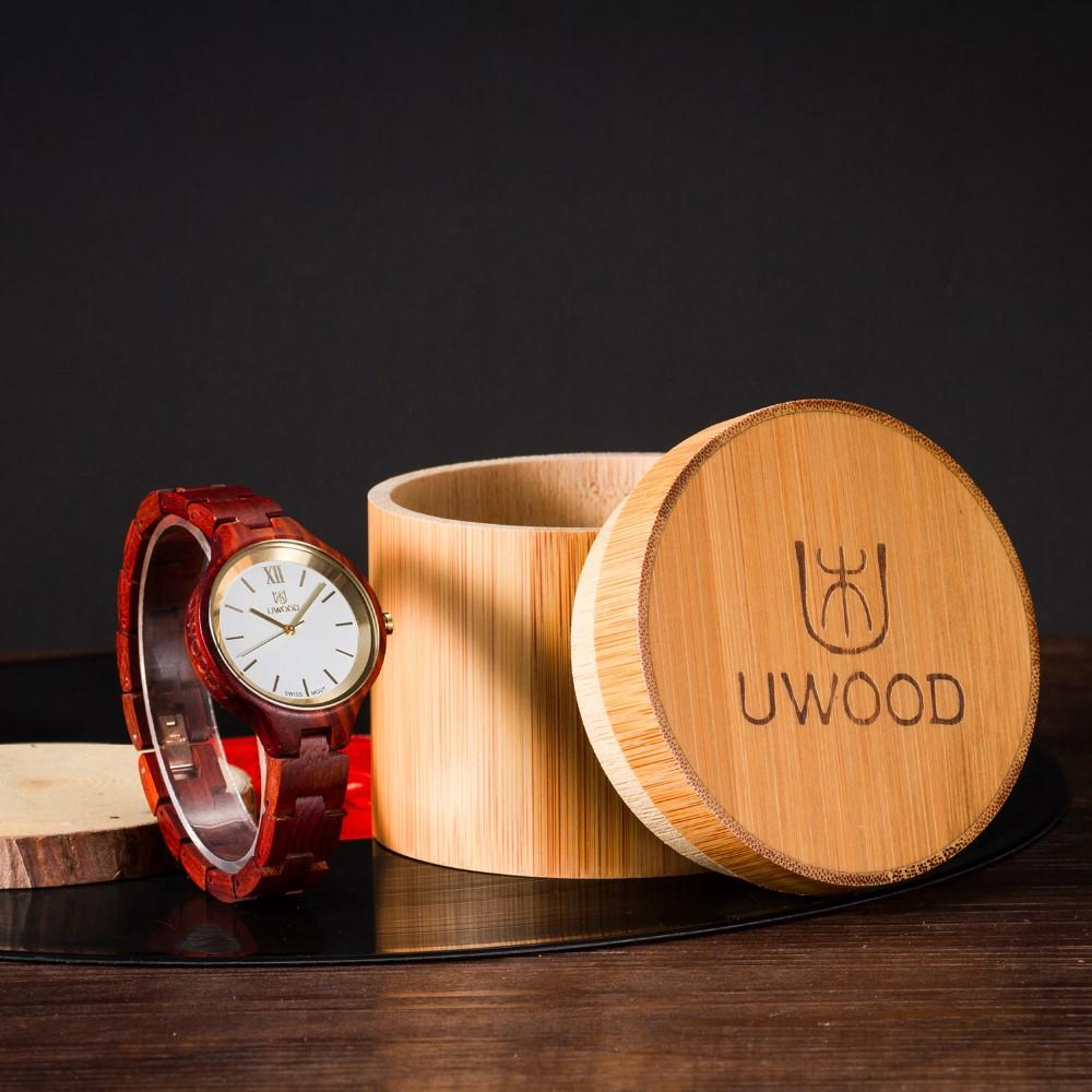 Люксовый Бренд Дамы Моды Случайные Часы Женщины Природа Дерево Часы Элегантные Кварцевые женские Деревянные Наручные Часы Relogio женщина для