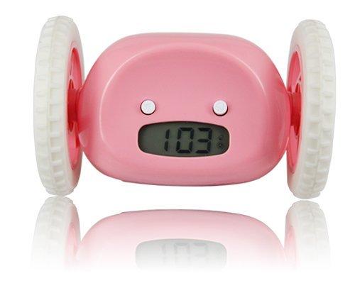 Modern and fashion Clocky Mobile Runaway alarm clock