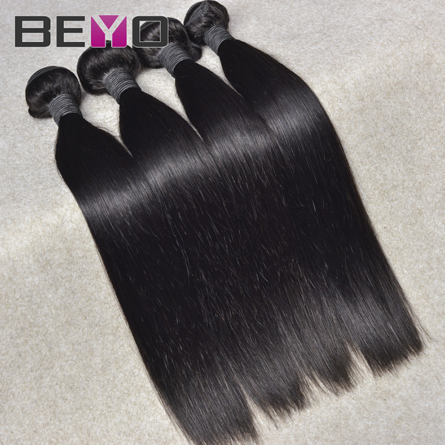 6A Brazilian Straight Hair Unprocessed Virgin Human Hair Weave Soft Rosa Hair Products Brazilian Virgin Brazilian Hair Bundles