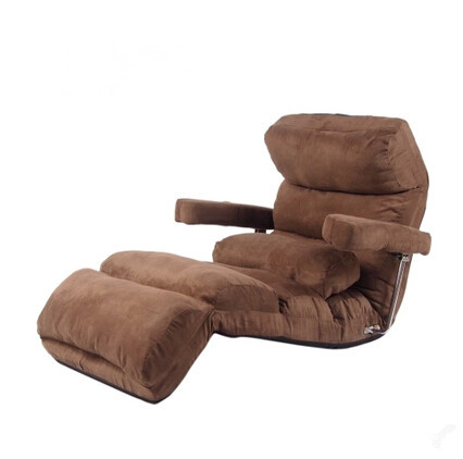 Chaise Lounge Chairs Indoor Livning Room ArmChair Adjustable Foldable Coffee Color Recliner Sofa Bed Lazy Cheap  sc 1 st  AliExpress.com & Popular Discount Recliners-Buy Cheap Discount Recliners lots from ... islam-shia.org
