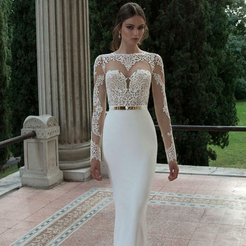 Buy 2016 Elegant Sexy White Mermaid