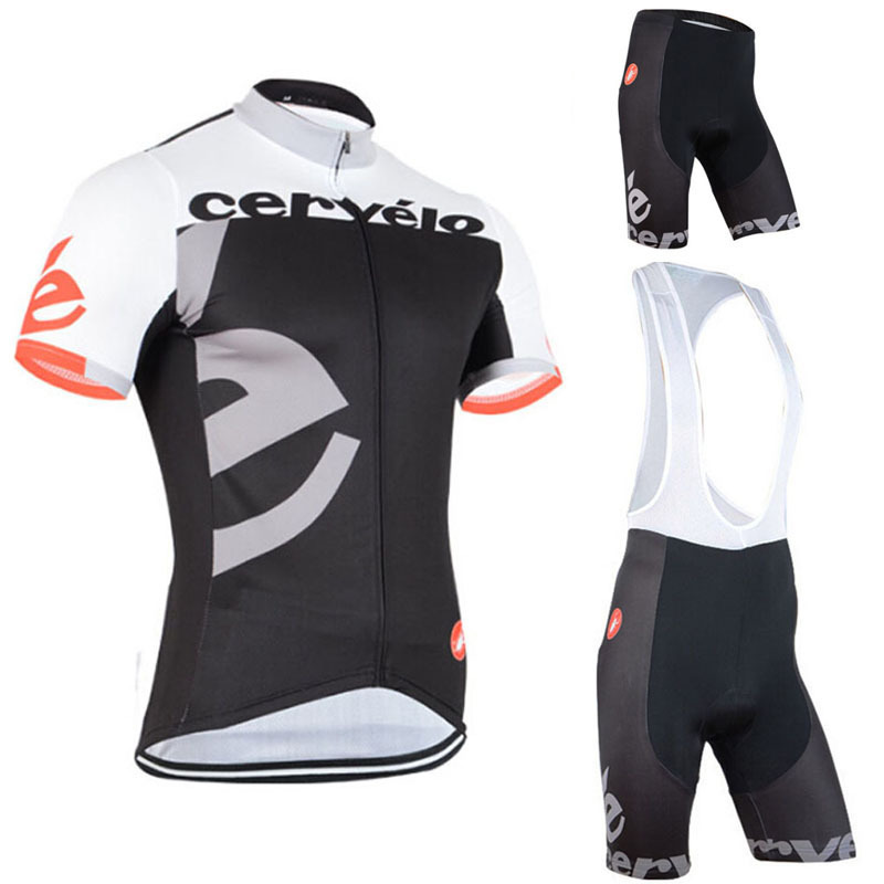 Factory Direct Sale!! 2015 New Team Summer Short Sleeve Cycling Jersey Man's Bike Sports Clothing Cycle Bicycle Clothes Suit(China (Mainland))