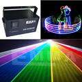 2016 Cheap Price 3W RGB Laser Light 90V 240V High Quality Full Color RGB Laser Effect