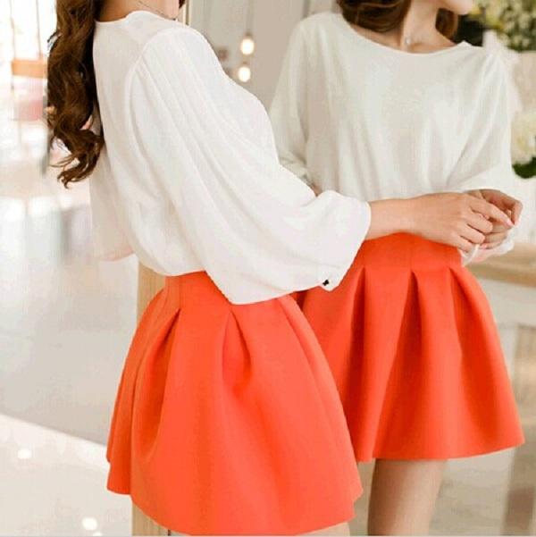 цены на Женская юбка New 2015 saias femininas 124 в интернет-магазинах