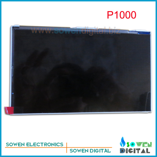 for Samsung Galaxy Tab P1000 LCD screen display, new