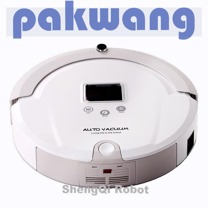 New Designed Intelligent Vacuum Cleaning Machine A360 Robot Automatic Auto Vacuum Cleaner(China (Mainland))