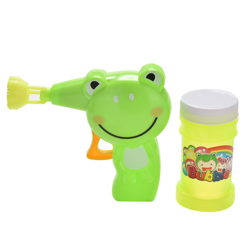 bubble gun Outdoor toys kids soap bubble blower child toy baby toy gift water gun