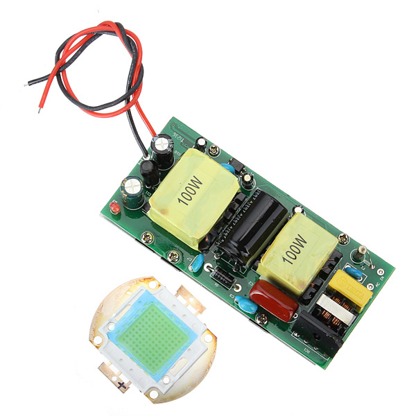 High Quality 100W LED Driver for Transformers Power Supply with High Power Lamp Light Chip AC 110V-240V