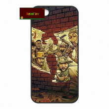 Buy Wu Tang Clan Music Band Logo Phone Cases Cover iPhone 4 4S 5 5S 5C SE 6 6S 7 Plus 4.7 5.5 UJ0725 for $2.23 in AliExpress store