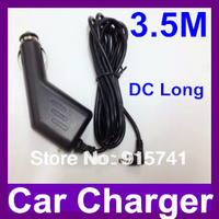 Universal Car Charger ,  DC Long Car Charger Adapter for Car DVR Camera / GPS with Good Quality ! Free Shipping !