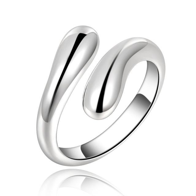Новое Объявление посеребренная кольца ювелирных изделий способа Бесплатная доставка ...