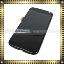 Pour Motorola Moto X XT1060 XT1058 XT1056 XT1053 écran LCD à écran tactile Digitizer avant + cadre noir assemblée pièce de rechange