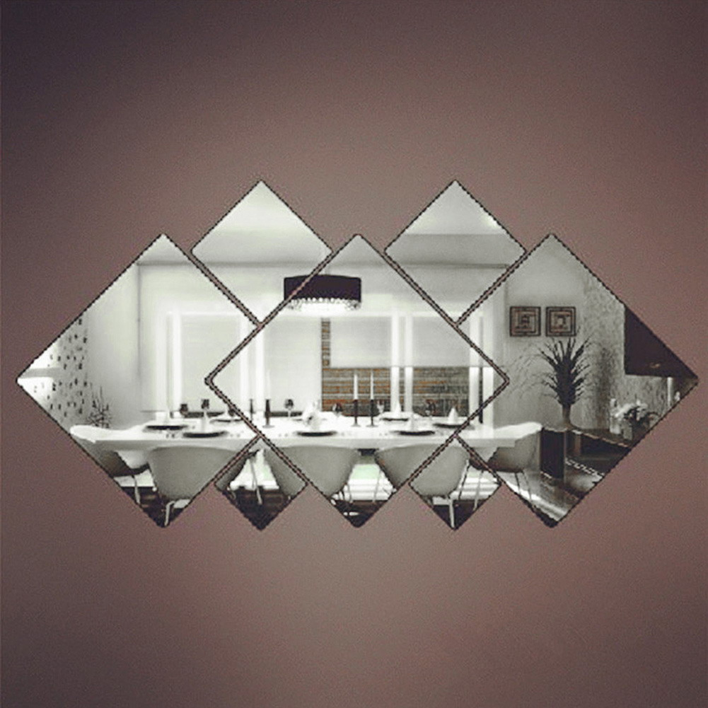 popular decals wall mirror buy cheap decals wall mirror lots from decals wall mirror