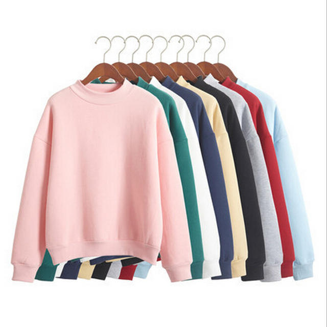 Warm Soft Sweatshirt