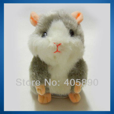 Cool Voice Activated Early Learning Hamster Talking Toy for Kids
