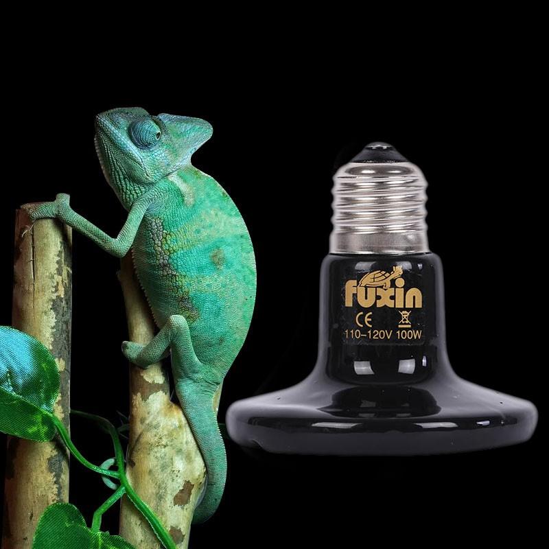 50/75/100/150W 110V Pet Infrared Ceramic Emitter Heating Light Bulb E27 Lamp Bulbs for Reptile Pet Brooder(China (Mainland))