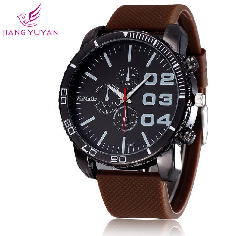 Watches Hardlex 2015 New Fashion Sport Hodinky Men Military Quartz Watch Silicone Strap Army Armi Militari Relojes Para Hombre - Daybreak Technology Co.,Ltd store