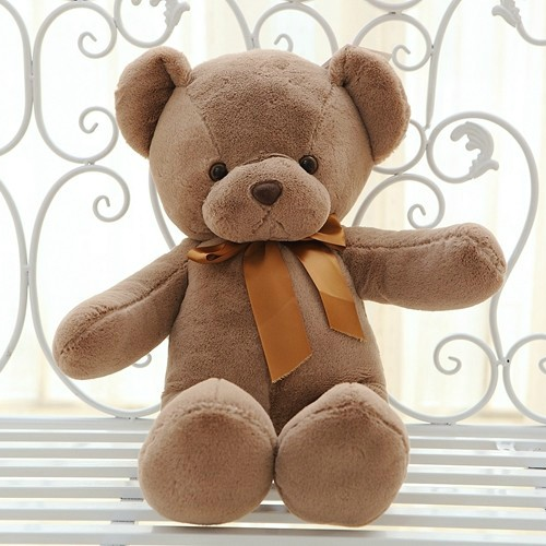 new lovely high quality Teddy bear toy plush bow bear doll gift about 80cm<br><br>Aliexpress