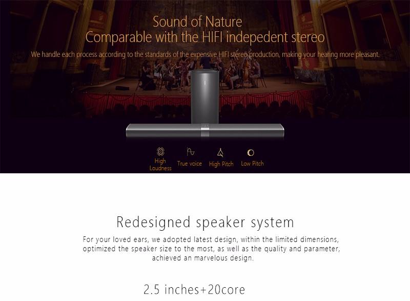2016 New Original Xiaomi TV 3 55″ Inches Smart TV English Interface HD Screen Real 4K 3840*2160 Ultra HD Quad Core Household TV