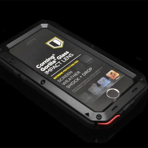 RJ case For iPhone5 Waterproof shock dirt proof Phone case For Apple iPhone 5G 5 5S
