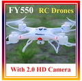 FY550 2 4G 4CH 6 Axis Speed Phantom RC Toys Remote Control Helicopter RC Professional RC