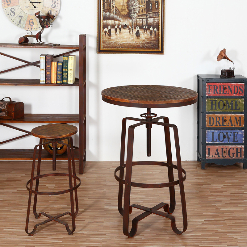 Wrought iron balcony small round table and chairs for Small balcony table and chairs