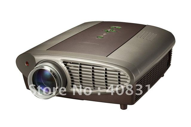 2012 Sake The Newest  projector, 150W led lamp , Supper Shock with widescreen