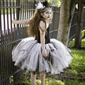 Black and White Girl Tutu Dress Newborn 24 Months 3T 4 T 5 Spooky First Birthday